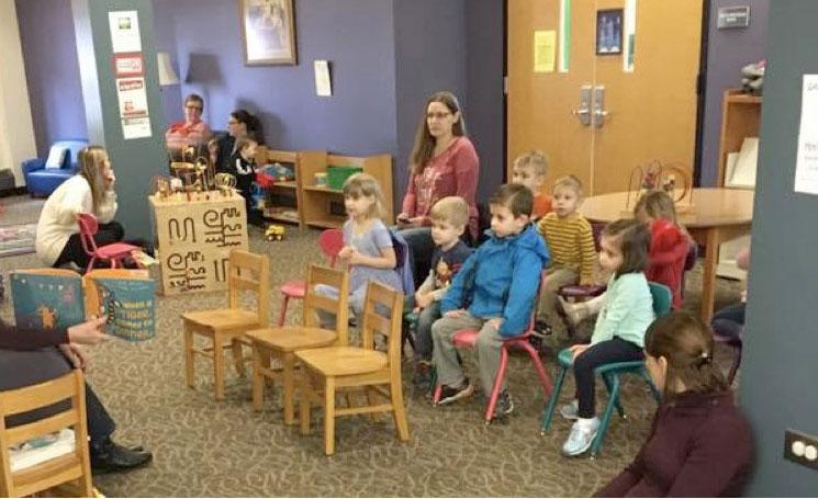 children yorkville public library
